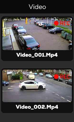 CCTV Camera Recorder 2