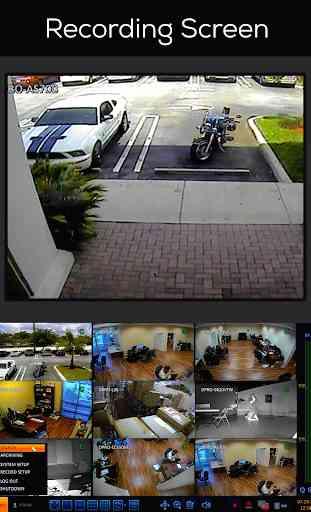 CCTV Camera Recorder 3