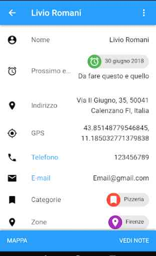ClientiApp - Gestione clienti 2
