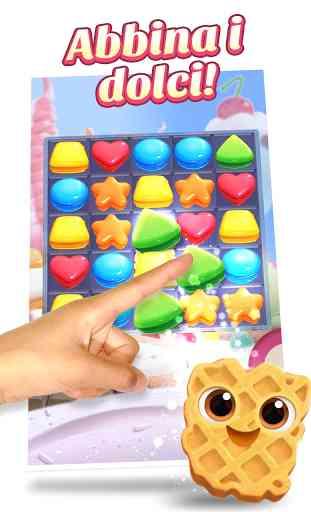 Cookie Jam Blast™ giochi di abbinamento caramelle 1