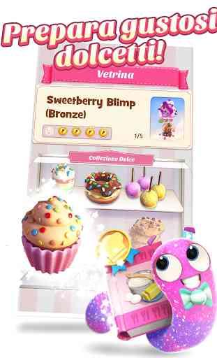 Cookie Jam Blast™ giochi di abbinamento caramelle 3