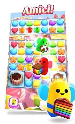 Cookie Jam Blast™ giochi di abbinamento caramelle 4