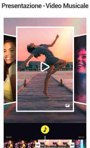 Editor Video - effetti video, montaggio video 3
