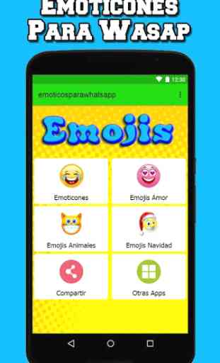 Grandi emoticon per Whatsapp e Facebook Gratis 1