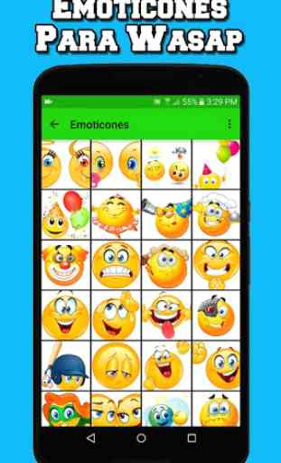 Grandi emoticon per Whatsapp e Facebook Gratis 2