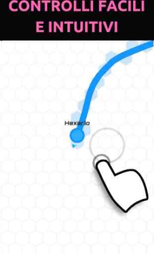 Hexar.io - io games 3