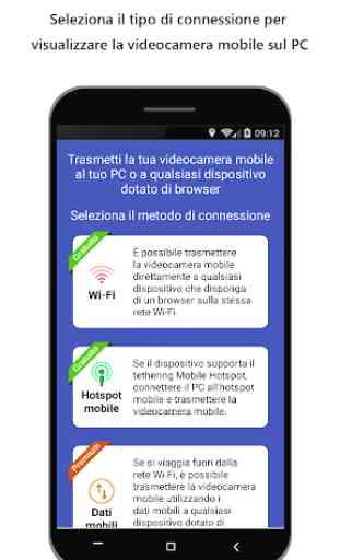 IP Phone Camera - Visualizza la fotocamera sul PC 1