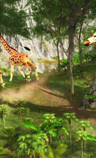 Lion Simulator Attack 3d Wild Lion Games 2