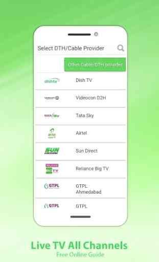 Live TV All Channels Free Online Guide 4