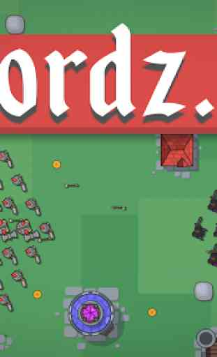 Lordz.io - Real Time Strategy Multiplayer IO Game 1