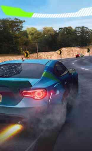 Mr. Car Drifting - 2019 Popular fun highway racing 3