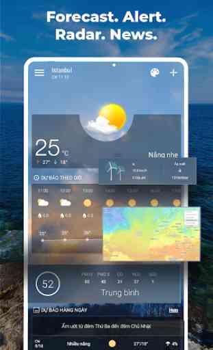 My Weather Radar App - Weather Map Local Radar 1