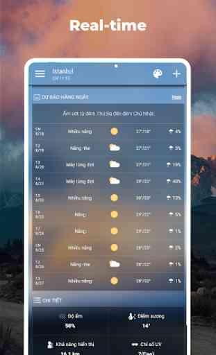 My Weather Radar App - Weather Map Local Radar 2