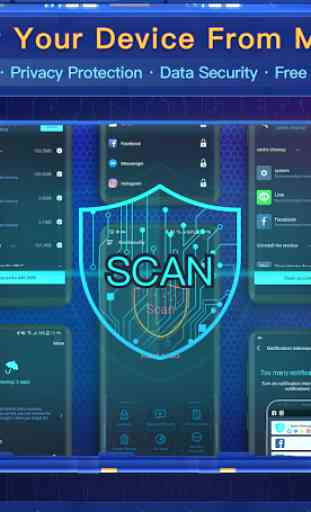 Nox Security - Antivirus, Clean Virus, Booster 1