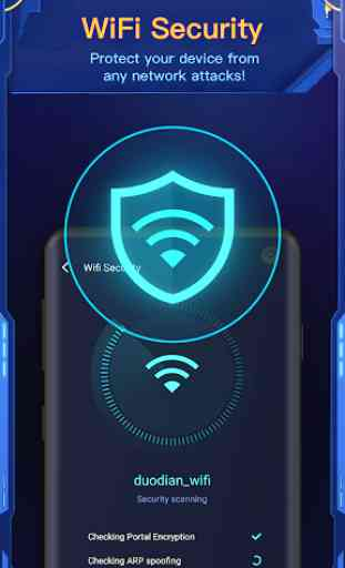 Nox Security - Antivirus, Clean Virus, Booster 3