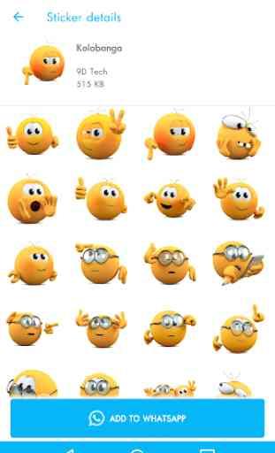 Nuovi Adesivi Per Chattare - Stickers for WhatsApp 2