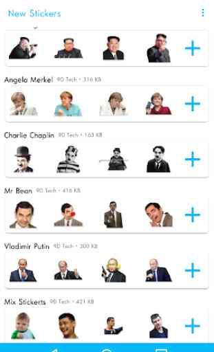 Nuovi Adesivi Per Chattare - Stickers for WhatsApp 4