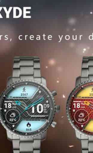 O-Xyde Watch Face 2