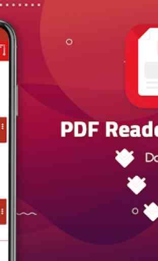 PDF reader for Android: PDF file reader 1