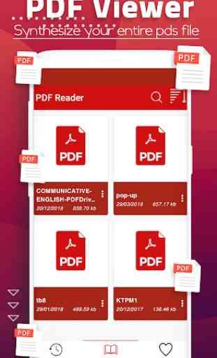 PDF reader for Android: PDF file reader 2