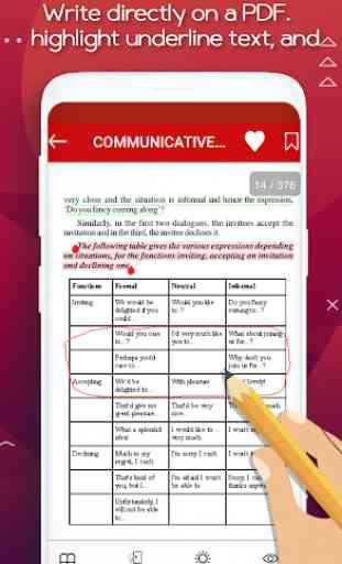 PDF reader for Android: PDF file reader 4