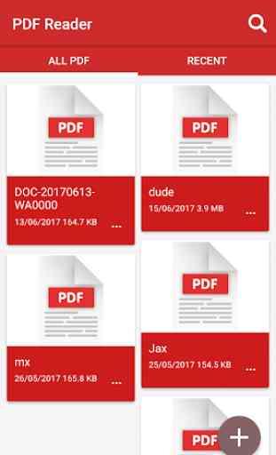 PDF Reader Viewer 2020 2
