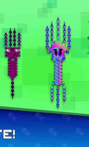 Pixel Sword Fish io 1