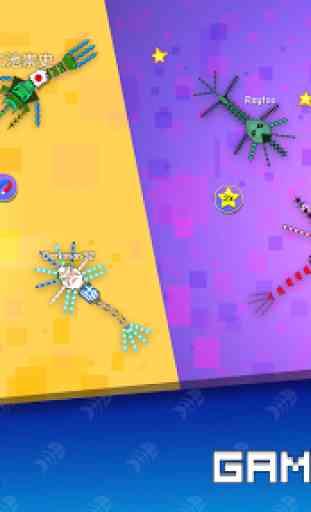 Pixel Sword Fish io 3