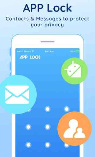 Protezione della privacy(AppLock) 1