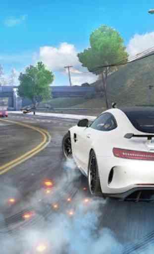 Racing Drift Fast Speed : Road Racer 3