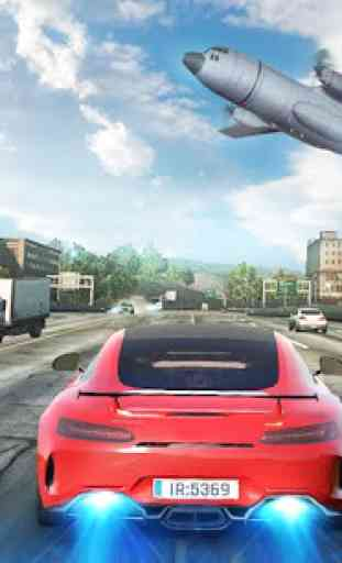 Racing Drift Fast Speed : Road Racer 4