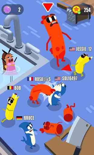 Sausage Wars.io 1