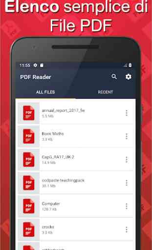 Semplice lettore PDF 3