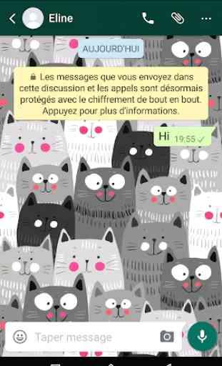 Sfondi per WhatsApp - Chat Sfondo 1