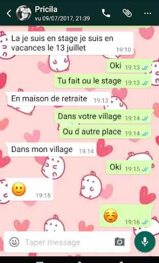 Sfondi per WhatsApp - Chat Sfondo 2