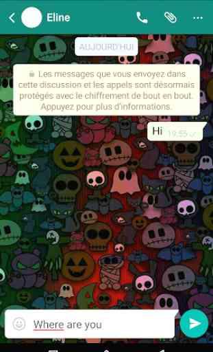 Sfondi per WhatsApp - Chat Sfondo 4