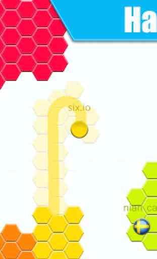 Six.io Land Snake 3