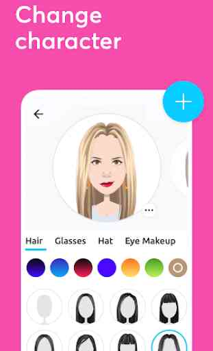 Mirror Avatar Maker (Android) image 3