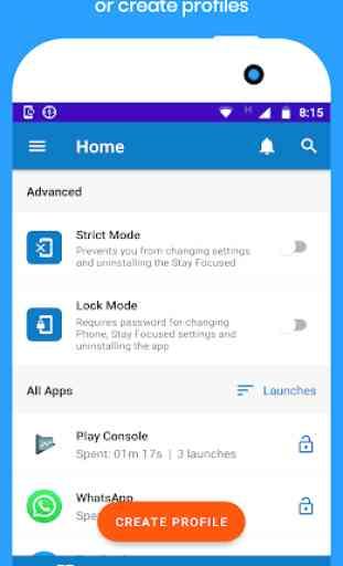 Stay Focused - App Block & Website Block 1