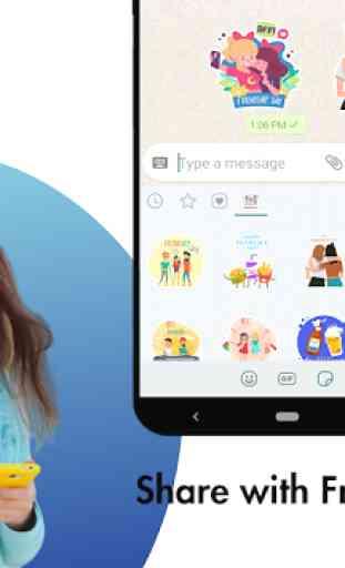 Stickify: Esplora & Crea Sticker per WhatsApp 4