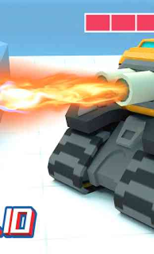 Tankr.io - Tank Realtime Battle 1