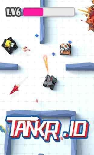 Tankr.io - Tank Realtime Battle 4