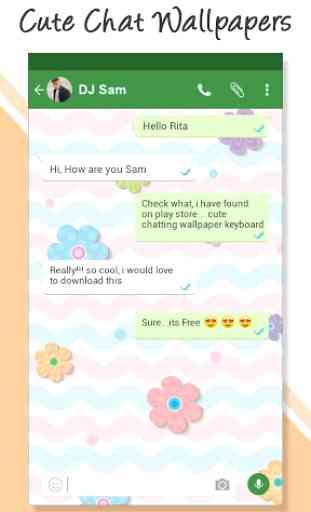 Theme for Whatsapp 1