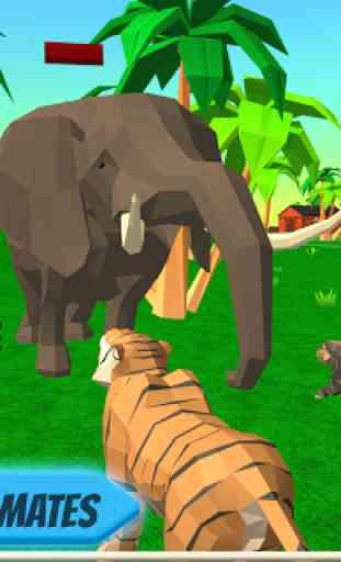 Tiger Simulator 3D 3