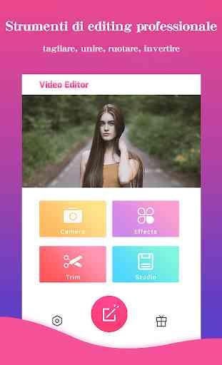 Video Editor: musica, nessun ritaglio, immagine 1