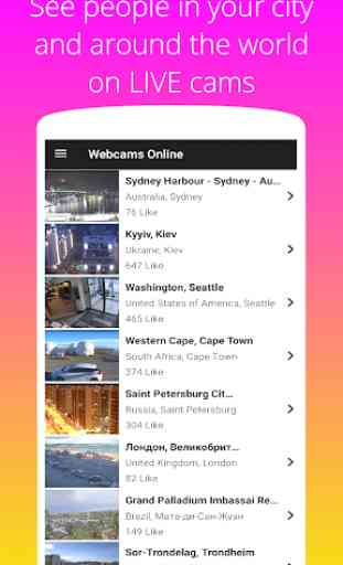 Webcams Online 1