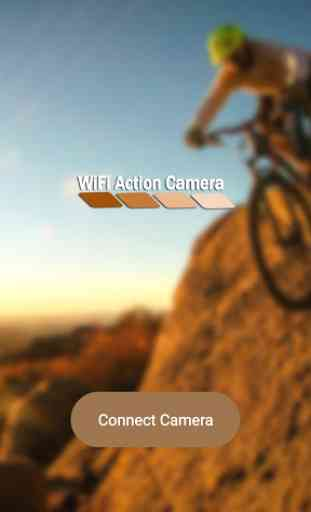 Wifi Action Camera 1