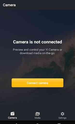 Yi Pro - Yi Action Camera 1