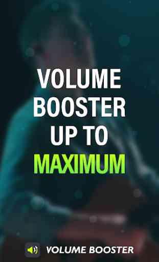Amplificatore Volume Musica Cuffie, Lettore MP3 1