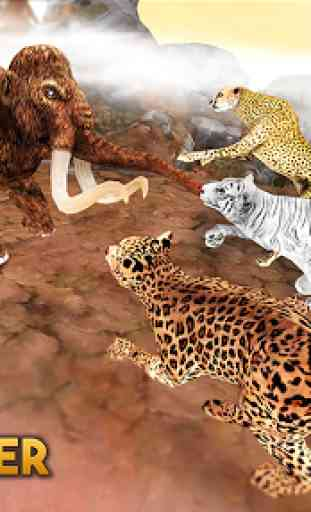 Animal Sim Online: Big Cats 3D 1